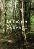 """couverture """"le monde sauvage"""""""